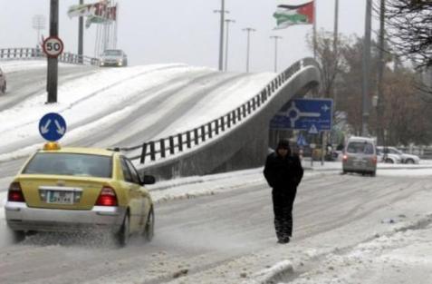 iarnă iordaniană