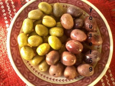 măsline murate