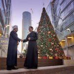 Christmas in Jordan