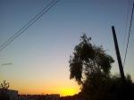 cand soarele apune
