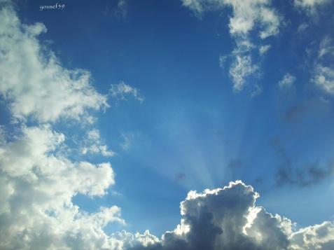 cerul dupa ploaie