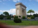 AM salutat ARCUL DE TRIUMF care de aminteste de Romaniavictorioasa